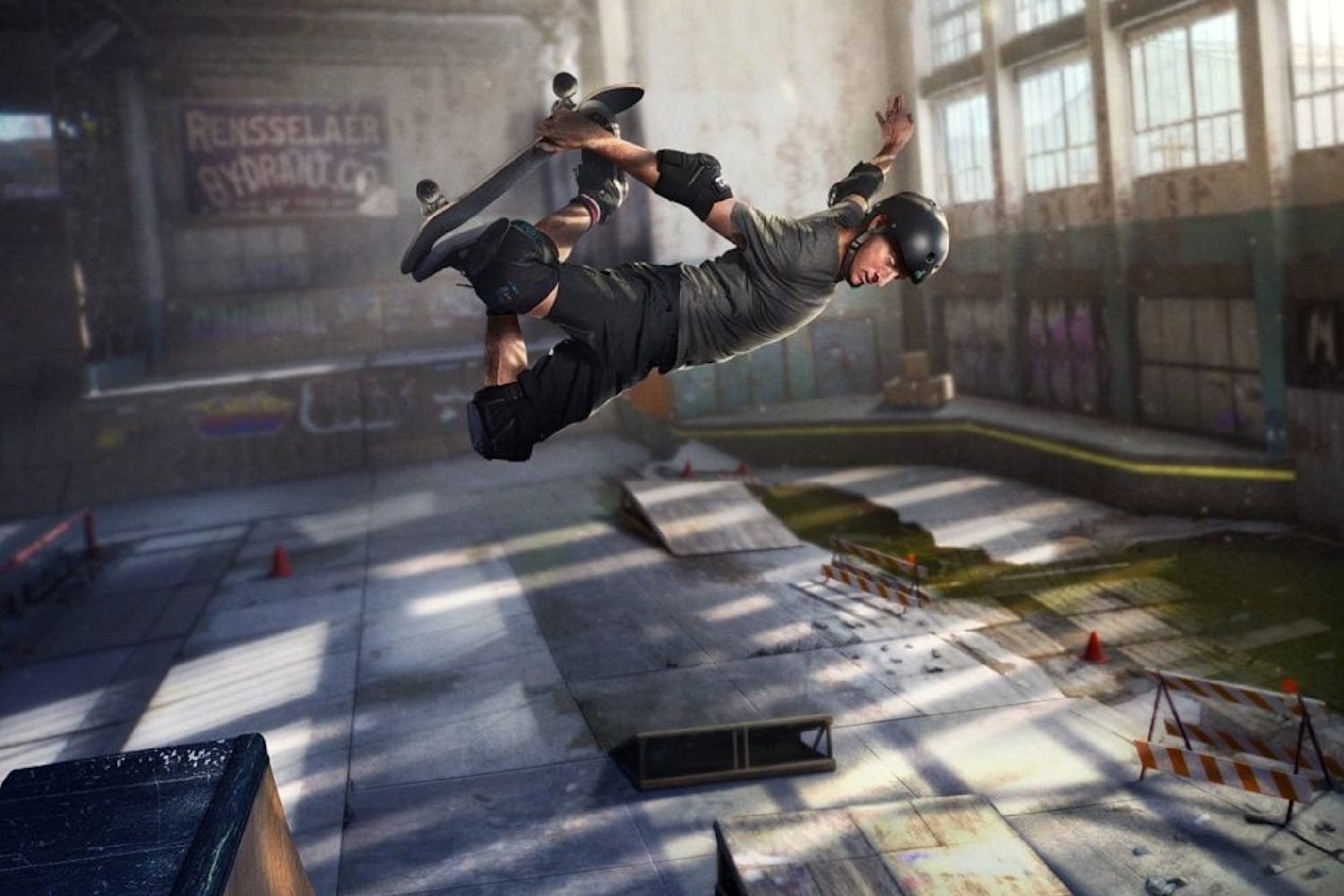 Where to find all the secret tapes in Tony Hawk's Pro Skater 1 + 2