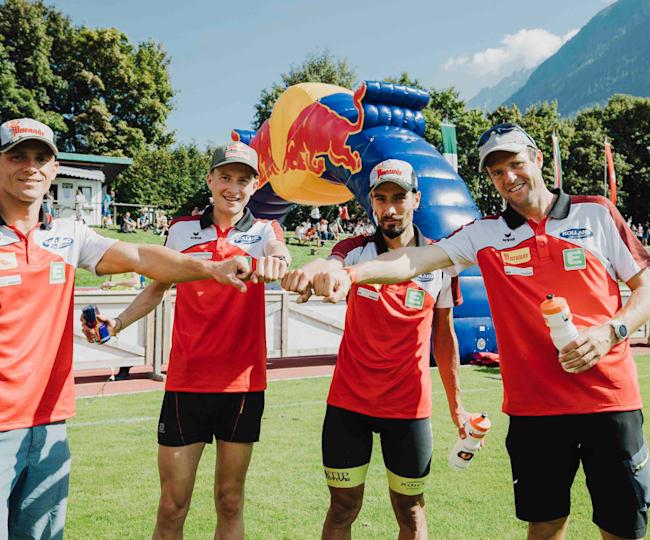 Das Siegerteam von Kolland Topsport Professional.