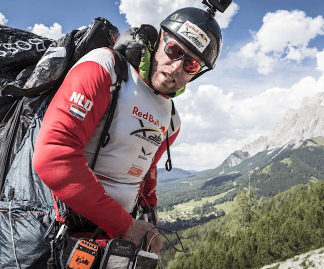 Ferdinand van Schelven doet mee aan Red Bull X-Alps