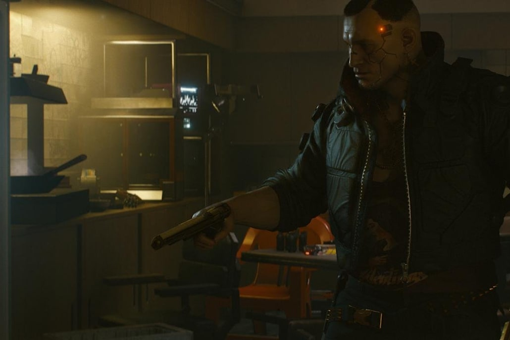 Cyberpunk 2077'de V isimli karakteri yöneteceğiz