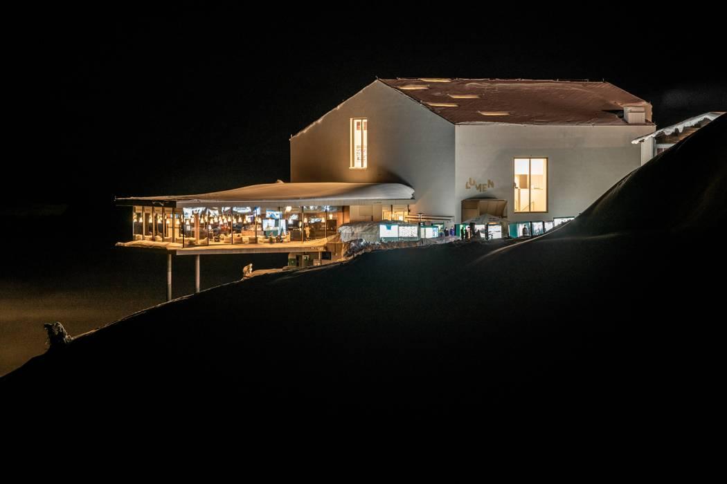 Lumen山脈攝影美術館( LUMEN Museum )