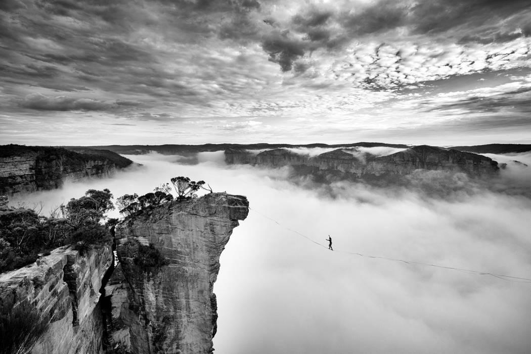 Best Mountain Sports Image by Salewa - Kamil Sustiak (澳洲)