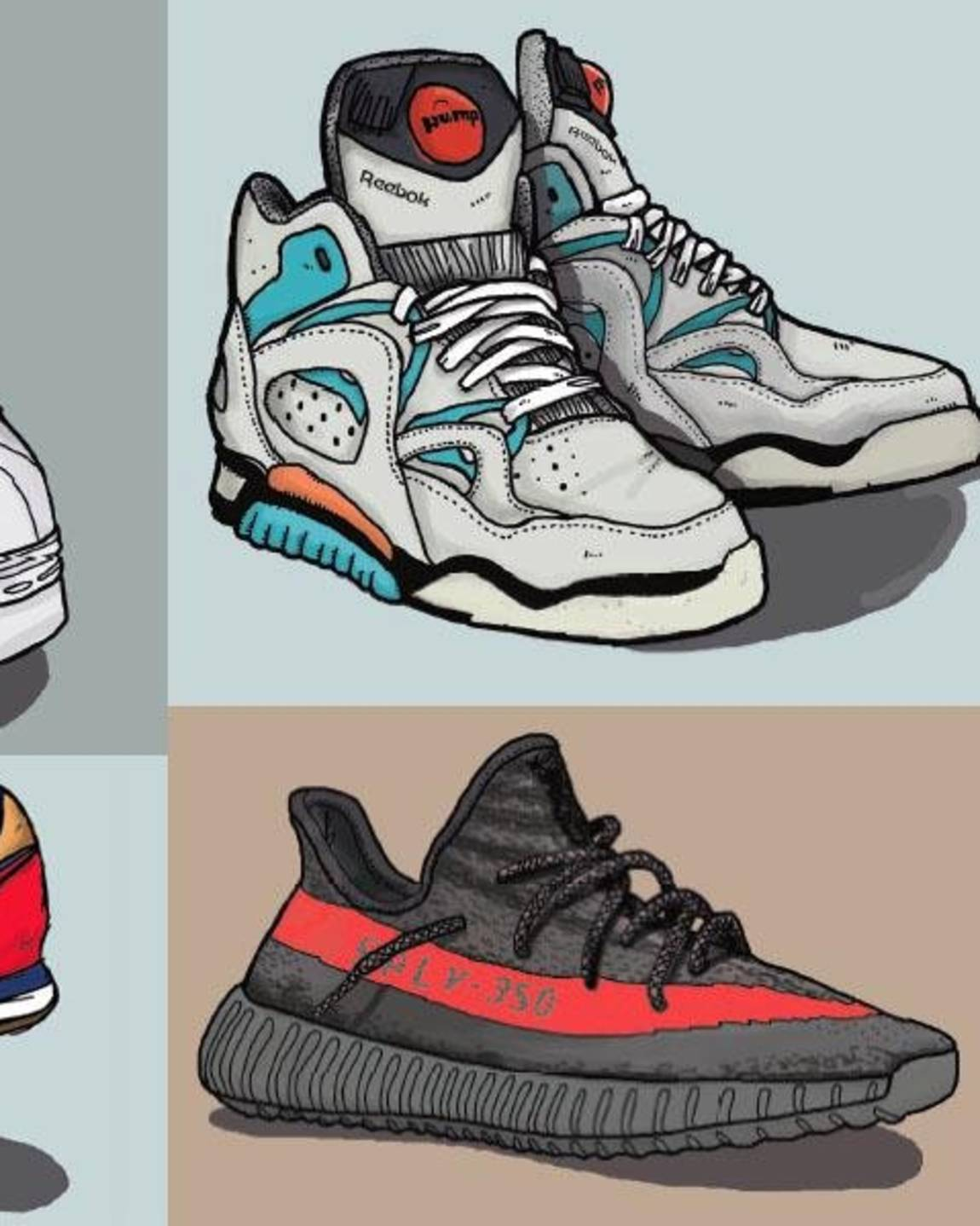 Sneaker ABC: Alles, was du über Sneakers wissen musst!