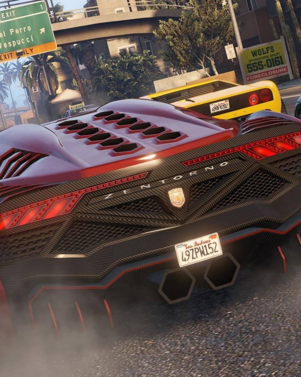 Gta Online Das Sind Die Schnellsten Autos
