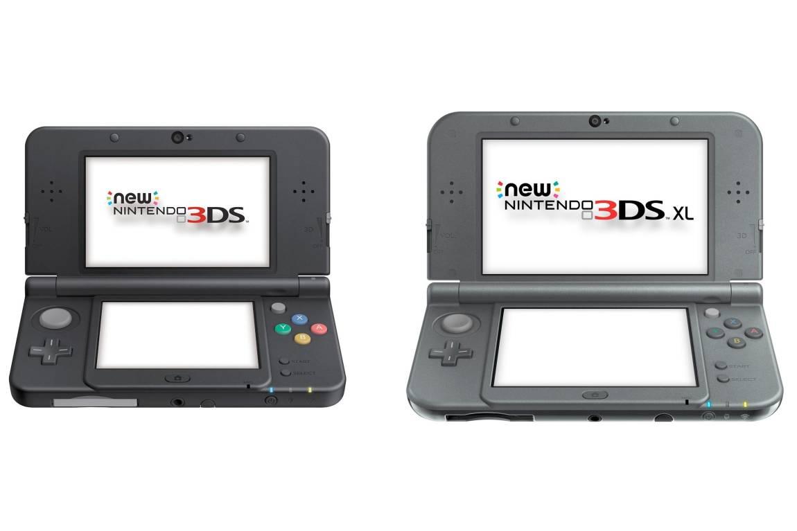 Custom Nintendo 3Ds Xl Original – Grcija