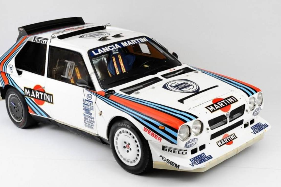 The Car Group >> Lancia Delta S4 Group B Wrc Car For Sale Red Bull
