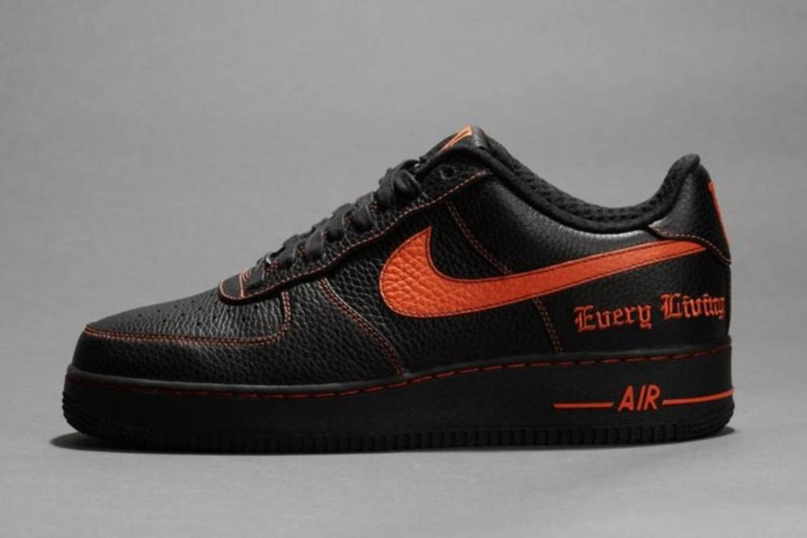 Nike Air Force 1 Low x Eminem 'Shady Records' Black