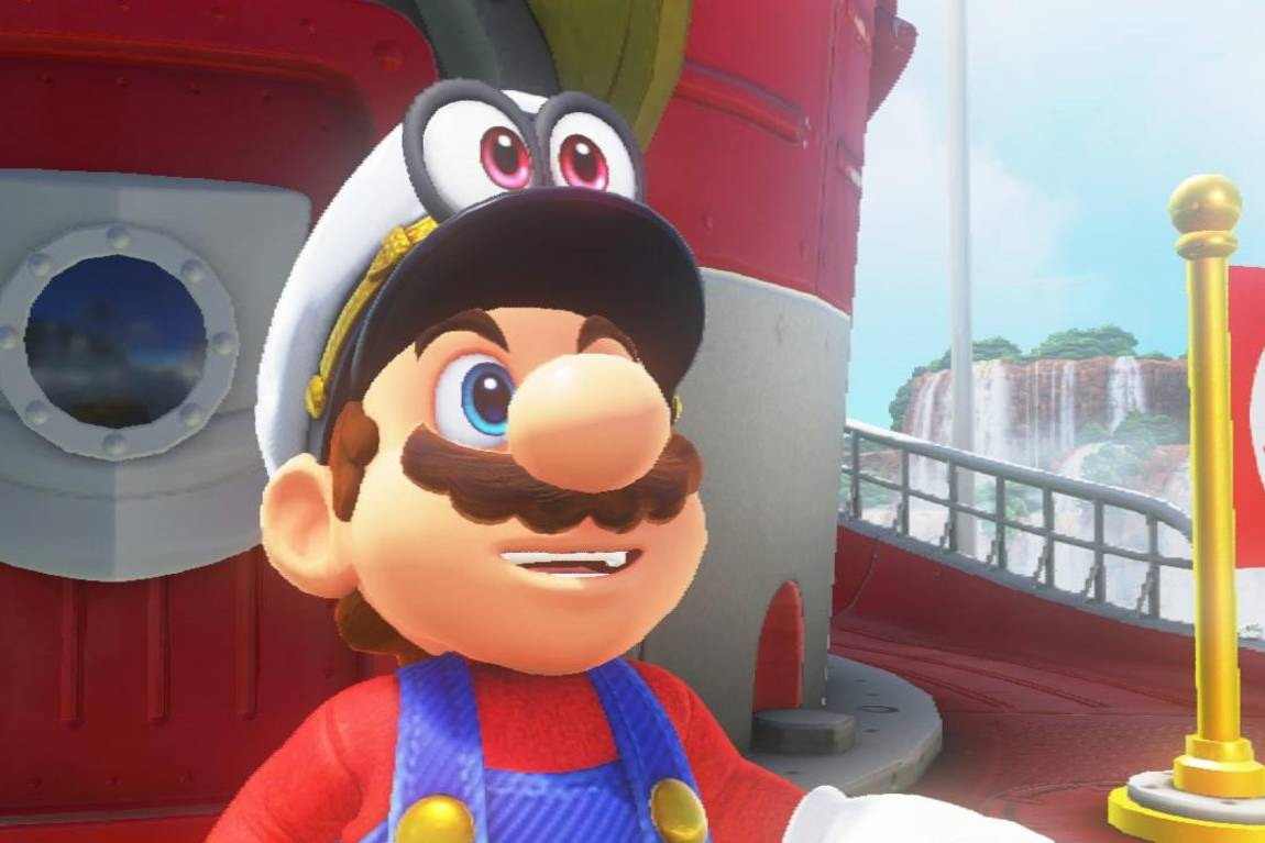 how long is super mario odyssey
