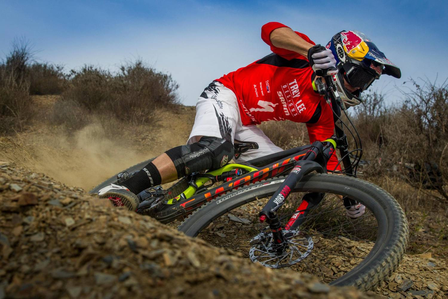 How to fine-tune your MTB riding position