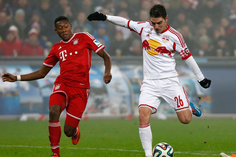 Red Bull Salzburg Defeat Bayern Munich In Friendly
