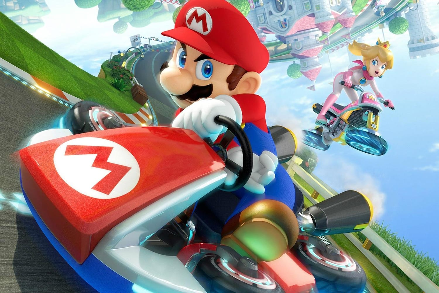 Mario Kart 8 Tips Tricks And Preview