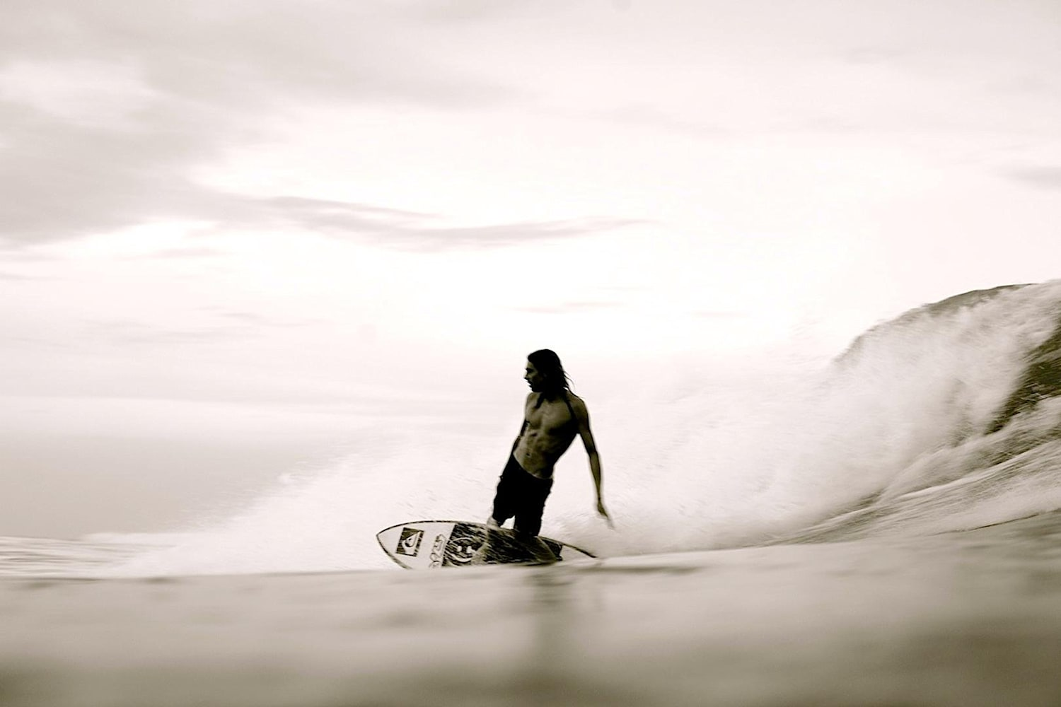 The Pipeline Surf Inspired Collection Rule Number Five