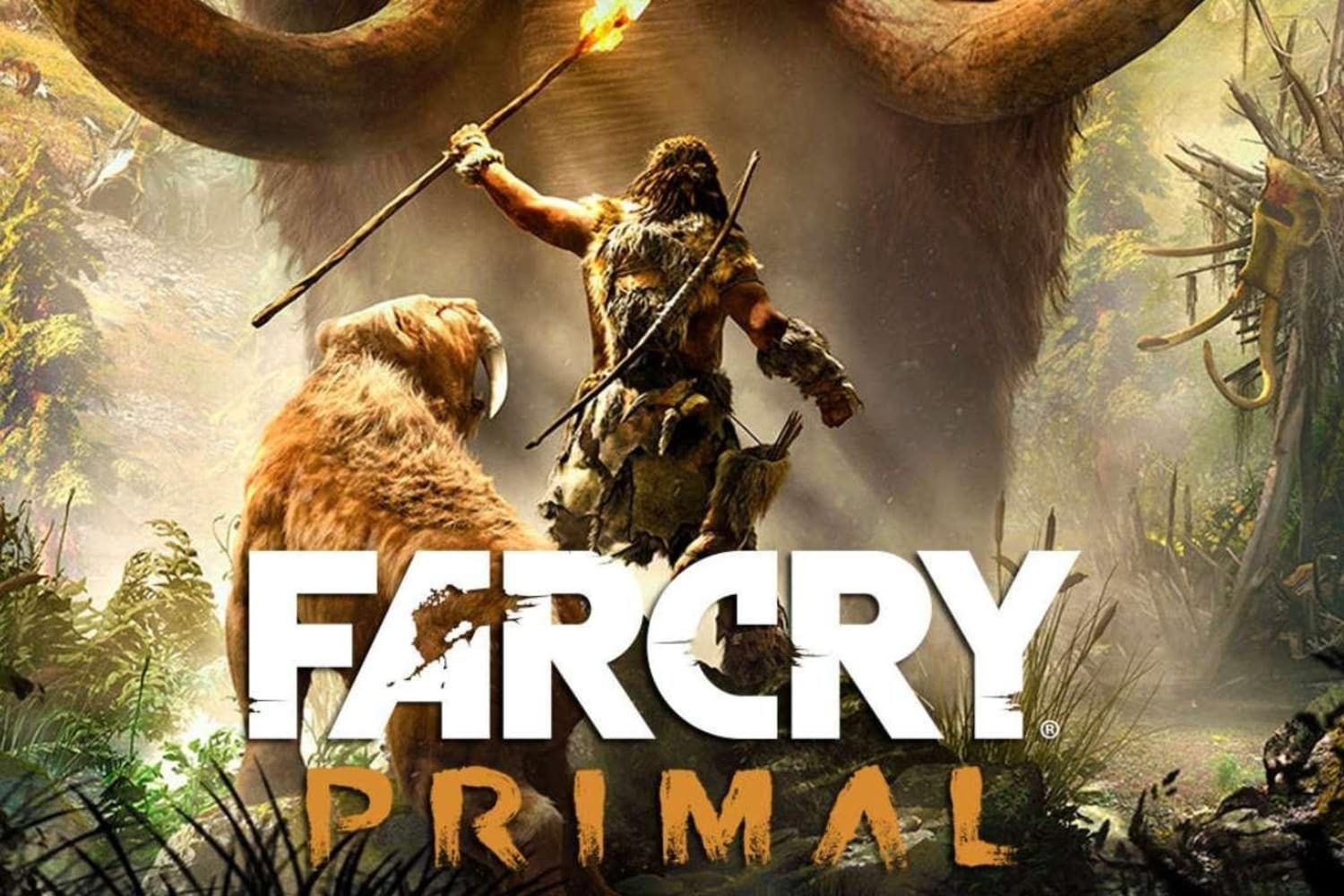 Far Cry Primal Features 8 Things It Needs To Survive