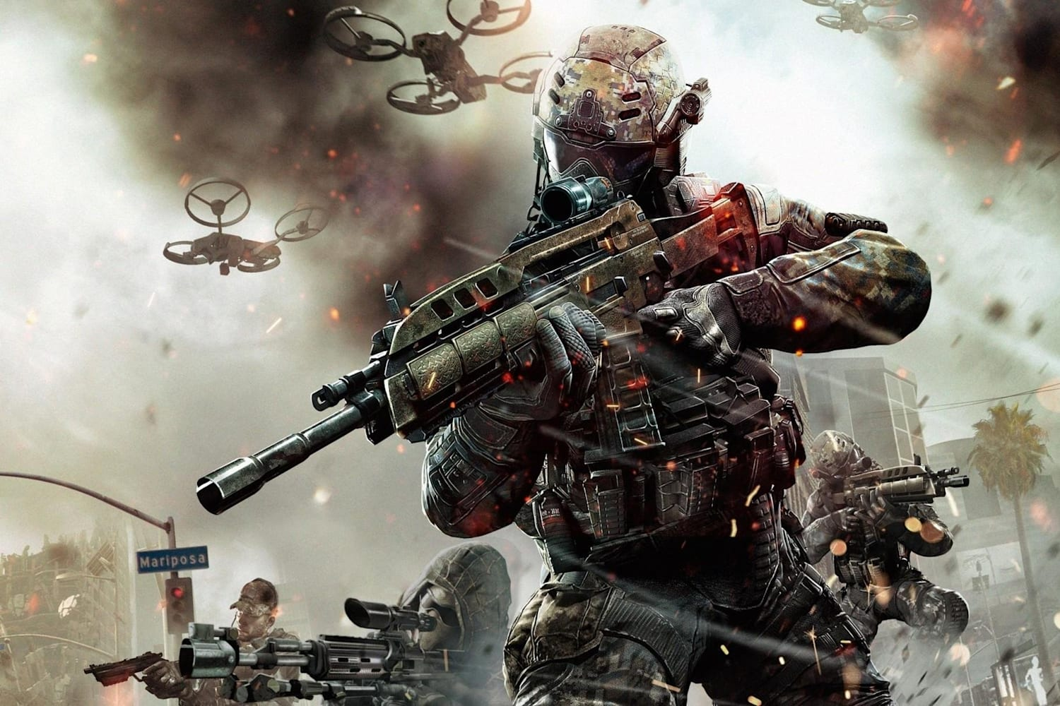Call Of Duty Black Ops 3 Tips Guide Red Bull Games