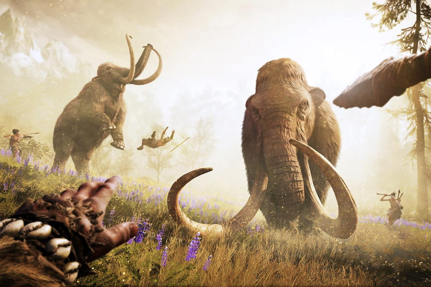 Far Cry Primal Survival Interview