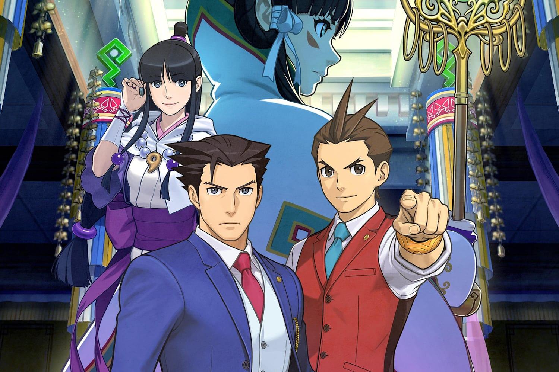 JAPAN Ace Attorney Gyakuten Saiban Official Fan Book 2