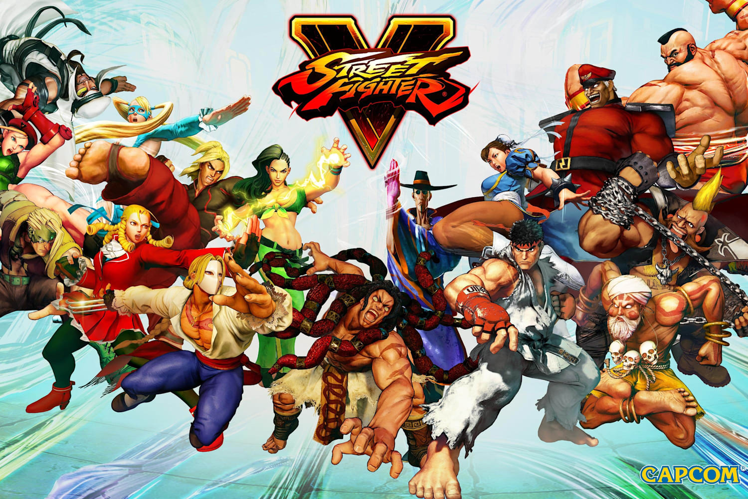 Street Fighter Players 10 Types We All Know Red Bull