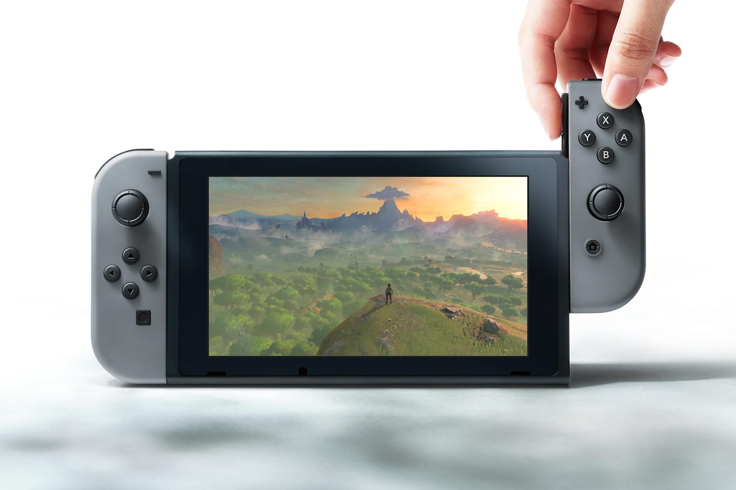 Nintendo Switch Console 12 Things