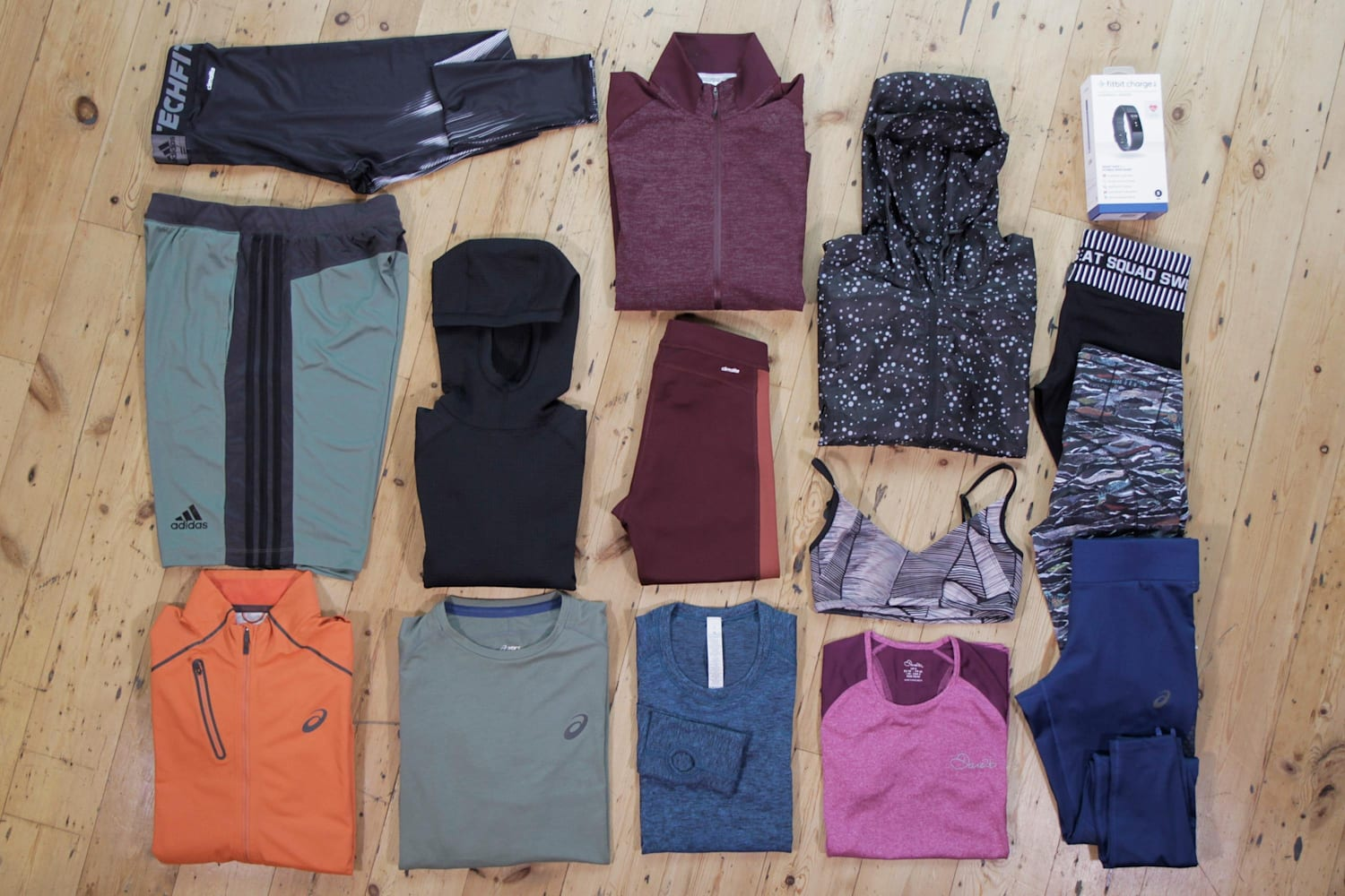 Best activewear: 15 top items for runners & adventurers