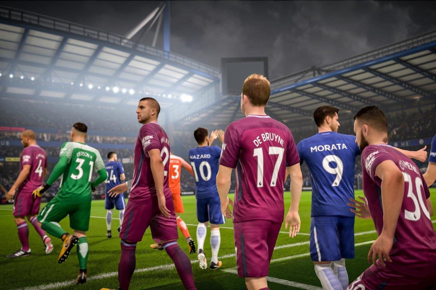 Fifa 18 Alle Spieler