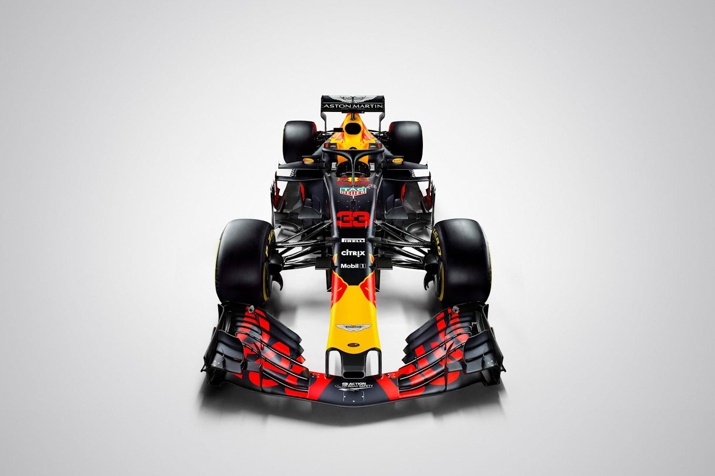 Red Bull Racing Aston Martin F1 Carro 2018