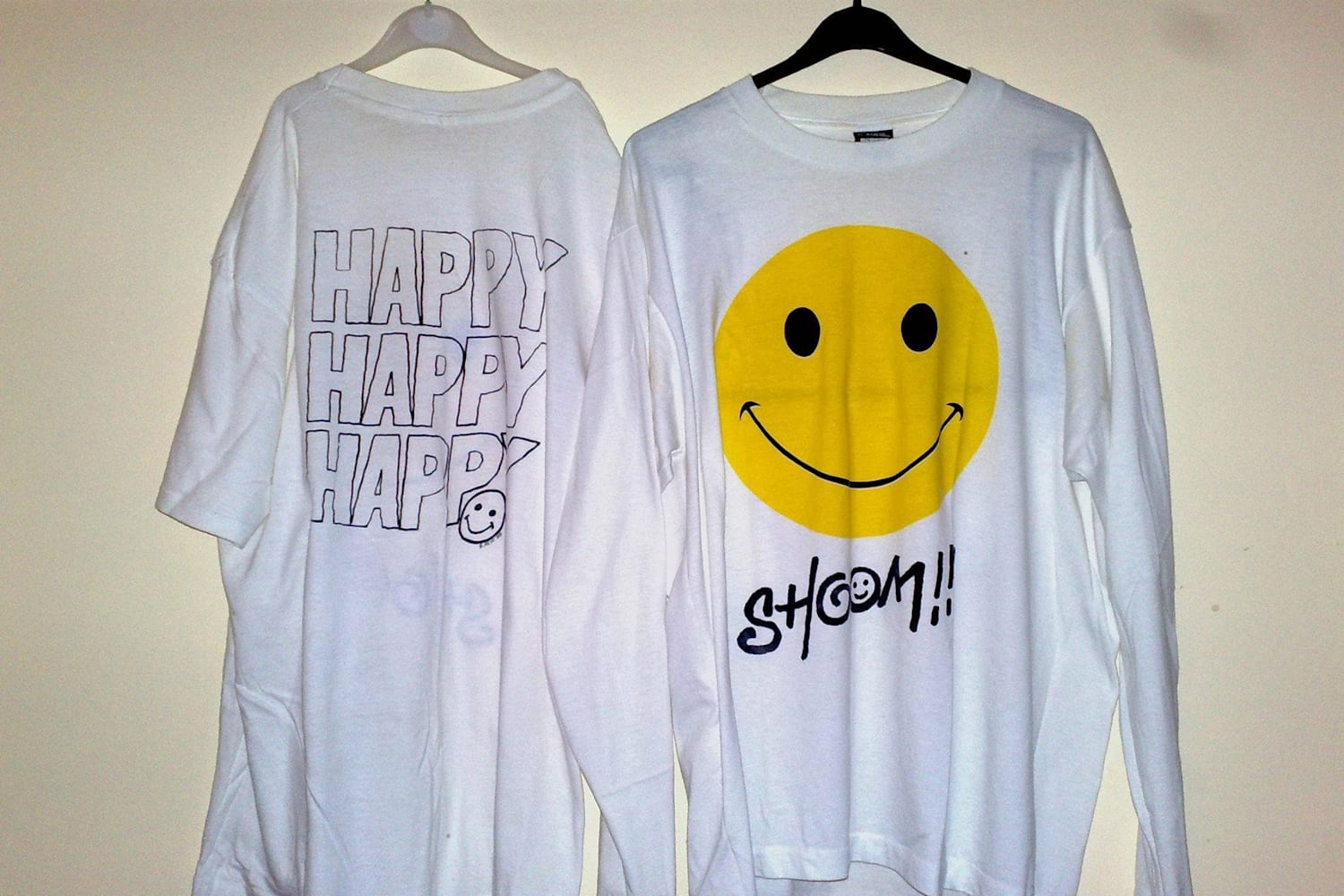 Nirvana Logo Smiley Face Baby Onesie Outfits