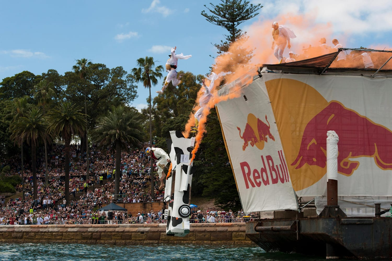 Red Bull Event