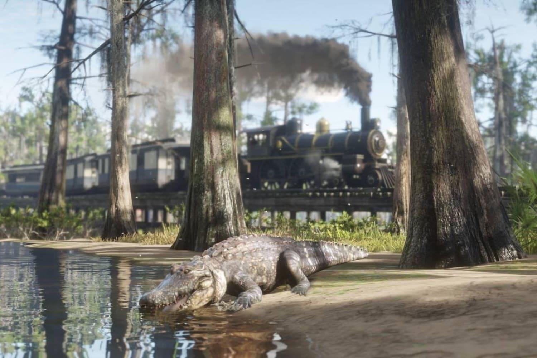 rdr2 legendäres krokodil