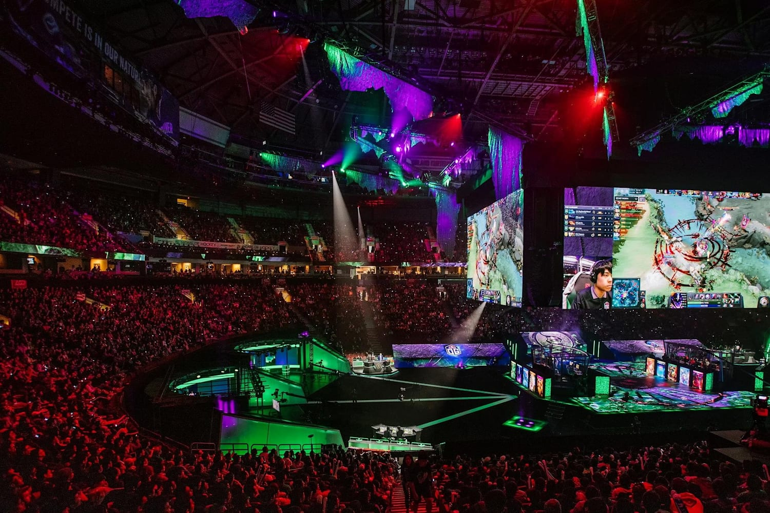 Dota 2: Estadísticas increíbles de The International