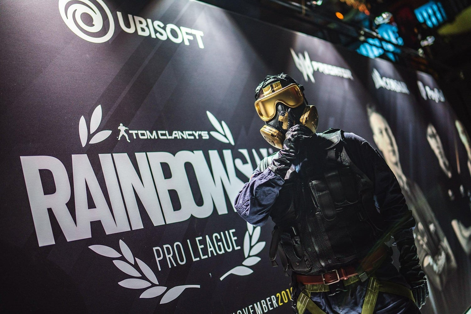 S10 Rainbow Six Pro League Our Report From The Event
