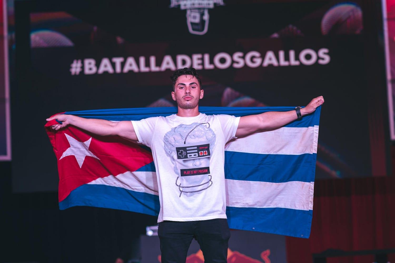 Conoce a TITO MC, campeón de Cuba de Red Bull Batalla de los Gallos