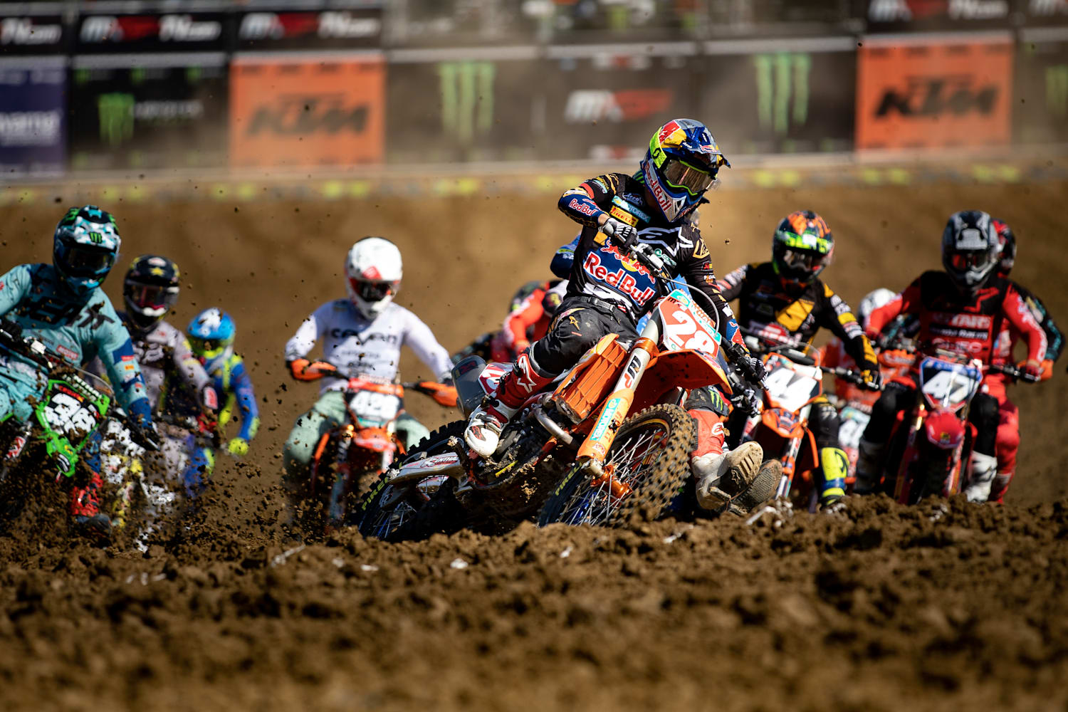 A brief history of motocross racing