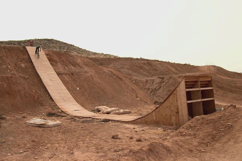 Life Behind Bars S3 E2 Riding A Mega Ramp In Utah