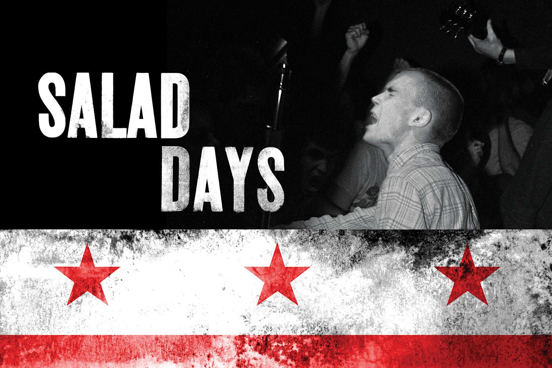 Salad Days: A decade of punk in Washington, DC 1980-90