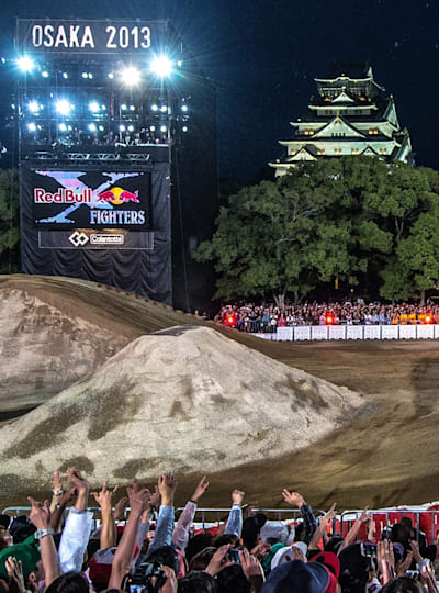 Red Bull X-Fighters World Tour 2013 Osaka