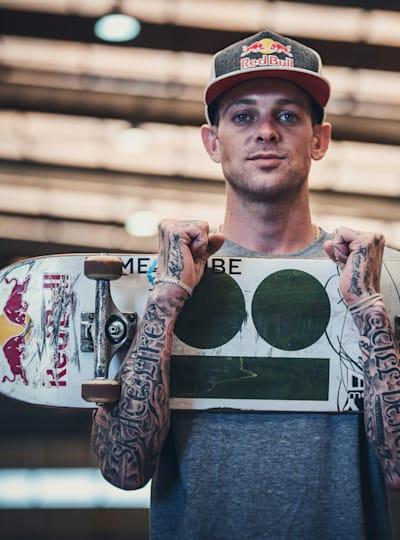 Ryan Sheckler Tattoo Skatelife Till Death