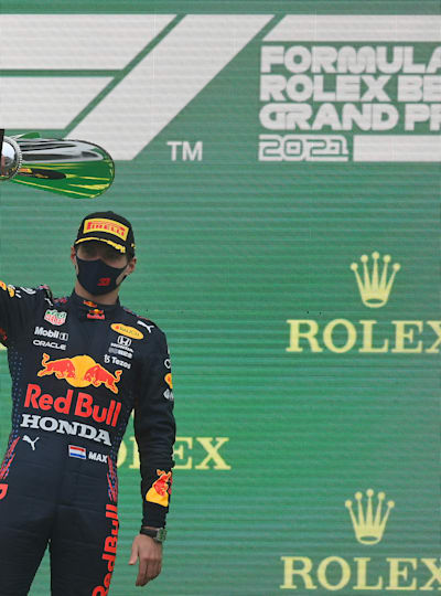 Verstappen's win was his sixth of the 2021 season