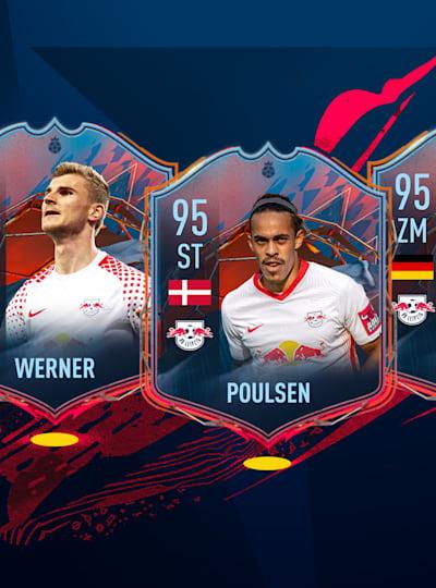 RB Leipzig FUT 22 Heroes