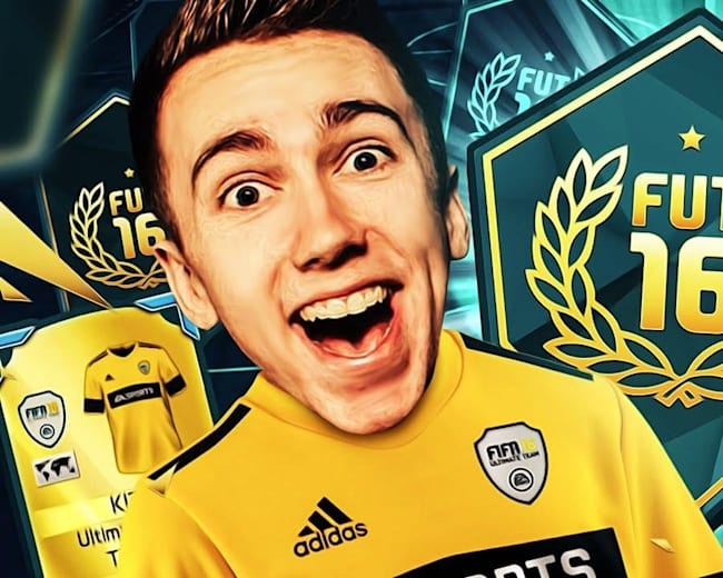 Miniminter is a FIFA YouTuber