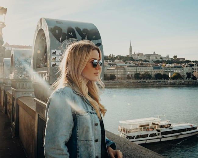 Ellie Goulding Budapesten