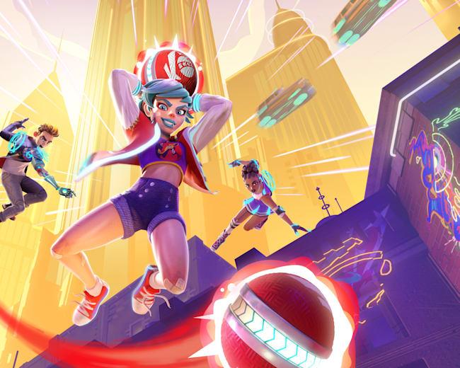 Knockout City könnte eines DER Multiplayer-Games des Jahres werden