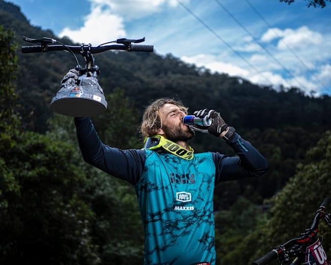 Adrien Loron campeón Red Bull MCA 2021