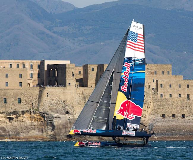 HS Racing in Naples Bay