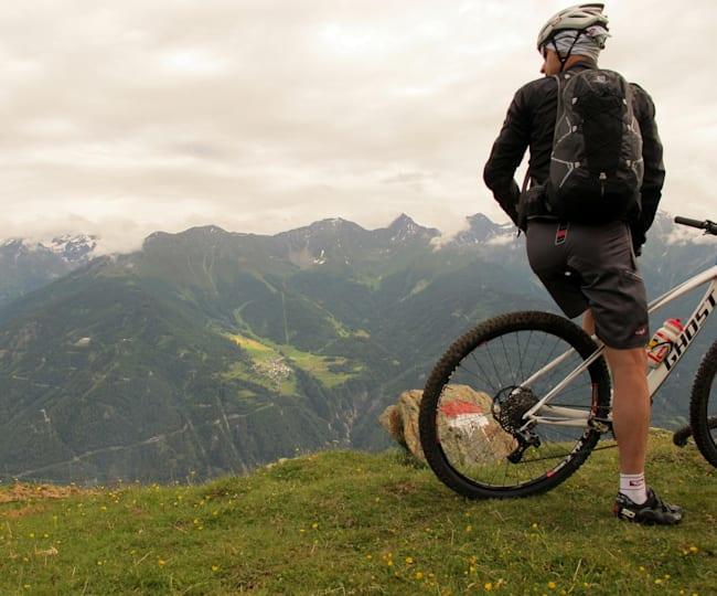 Tirol Bike Safari - Tosen – Landeck Landscape
