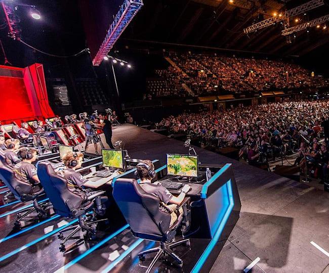 League of Legends at Wembley Arena