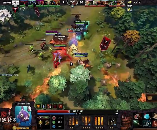 Banned Dota 2 Players with the highest MMR