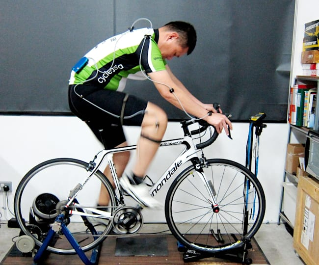 Bike fitting is suitable for everyone.