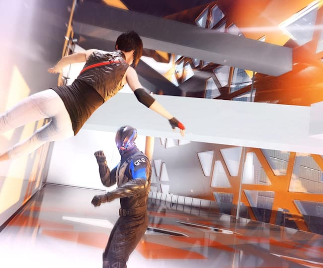 Mirror's Edge: Catalyst hits shelves next month