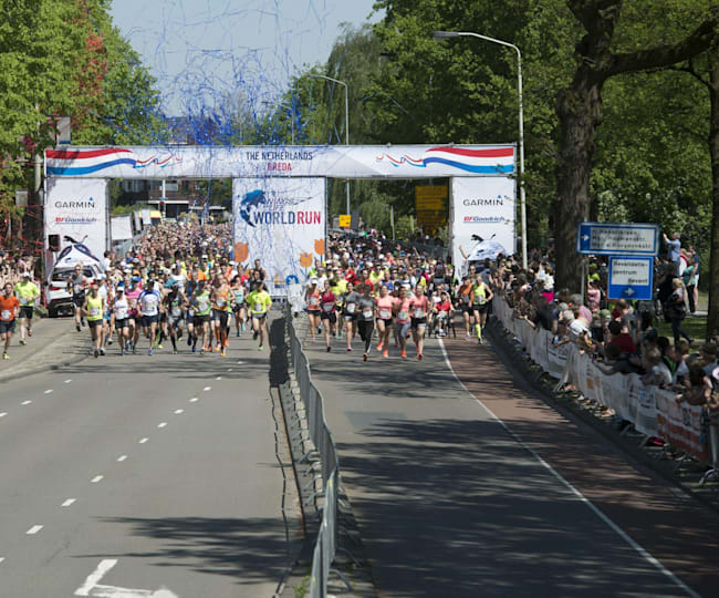 Wings for Life World Run in Breda