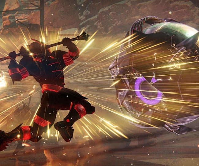 Destiny's next expansion Rise of Iron